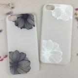Caja mate helada repujado creativo del teléfono para el iPhone 7/6s/6 más