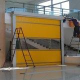 Verursachte Hochgeschwindigkeitsrolle herauf Tür für Werkstatt (HF-J03)