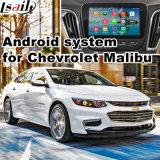 Interfaz video de la navegación androide del GPS para el sistema del GM Mylink de Chevrolet Impala Malibu etc