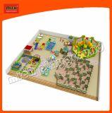 Mich weiches Labyrinth-Innenspielplatz für Kind-Spielplatz