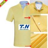 2016 New Brand Summer Collar T-shirt en coton en coton blanc polo