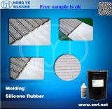Caucho de silicón del moldeado del platino para el balaustre de Grc