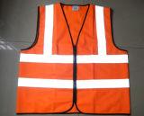 120 g de alta visibilidade colete reflector de segurança