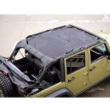 La más nueva cubierta de la cortina de Sun de la puerta de Jk 4 del Wrangler del jeep de la alta calidad