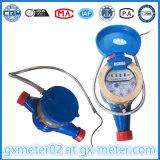 Impuls-übertragendes Impuls-Ausgabe-Wasser-Messinstrument in 1/10/100 Liter/Impuls