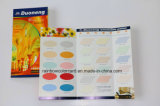 Divers Emulsion Paint Color Card Printing Service