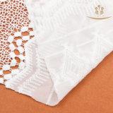 L20002 # Técnicas bordadas Aumente o tecido químico de renda para Lady Dress