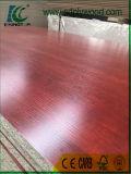 / Panel de partículas Chipbard laminado papel de la melamina para muebles