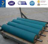 PUのローラーの印刷のローラーの付着力のローラーPUはゴム製ローラーを動かす