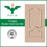 中国の木製のベニヤの絵画ドアの皮