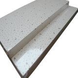 Placa de techo de fibra mineral (sin contaminación, el certificado CE)