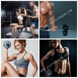 Tablettes orales Bodybuilding blanches d'Anavar de stéroïdes de cycle de découpage