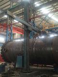 Legierter Stahl-Isobutan-Aufsatz-Druckbehälter