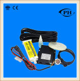 La alta exactitud del detector ultrasónico de combustible para monitoreo de nivel del vehículo
