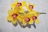 Schöne künstliche Blumen von Phalaenopsis für Hauptdekoration