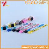 Os miúdos baratos descartáveis médicos Waterproof os braceletes plásticos de Wristbands/ID (XY-PW-01)