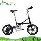 Vélo se pliant de vitesse en aluminium du matériau 7