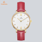 Horloges 71031 van het Kristal van het Horloge van de Dames van het Roestvrij staal van de Goede Kwaliteit van de Manier van de charme