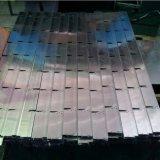 Teto aberto da pilha do metal moderno do baixo preço da fábrica com projetos de pouco peso