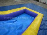 小型サイズの販売のための膨脹可能な裏庭水スライド