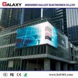 Precio bajo de la fábrica con la buena pantalla de visualización al aire libre fija a todo color de LED de la calidad P4/P5/P6/P8/P10/P16 para hacer publicidad de la muestra