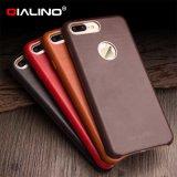 Qialino Premium Nueva ultra delgada Funda de cuero genuino para el iPhone 7/ 7 Plus