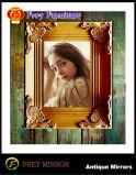 Maschera del mestiere di promozione del regalo di festa/blocco per grafici di legno della foto