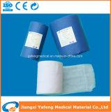 100%年の綿の医学の物質的なNon-Sterileガーゼロール
