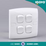 Переключатели стены хорошего качества E401 Igoto BS стандартные