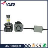 H4クリー族LED 18W白いDC8-28V LEDのヘッドライトロード抵抗器