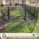 Оцинкованный порошковое покрытие используется ограды из кованого железа