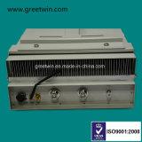 Proteção de Vswr do Scrambler do sinal da pilha do jammer do sinal do telefone de pilha de Digitas (GW-J800DNW)