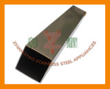 Verfraait de Vierkante Buis van het roestvrij staal voor Leuning