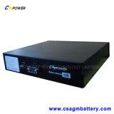 24V60ah bloco da bateria do lítio LiFePO4 para o armazenamento solar