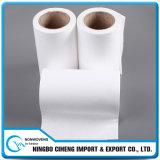 Типы ткань PP крена ткани фильтра полипропилена Non сплетенная для уборщика воздуха