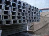 De U-balk van het staal of het Staal van het Kanaal u-Beam/U met Uitstekende kwaliteit