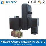 Klpt Serien-materielles automatisches Abfluss-Messingmagnetventil 24V