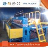 Máquina soldada automática del Rebar de la cerca de la soldadura del acoplamiento de alambre