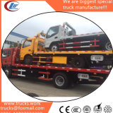 Dongfeng Camions d'occasion Camion d'occasion Repro Towing Remorque à remorque Flatbed