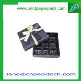 Таможня напечатала коробку подарка крышки коробки Mooncake торта конфеты шоколада кондитерскаи и упаковки основания творческую