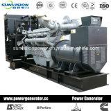 generator 300kVA Deutz met de Grote Tank van de Brandstof van de Basis