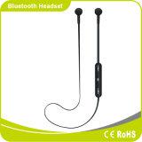 Aptitud que funciona con el receptor de cabeza ligero cómodo estéreo de Bluetooth del en-Oído