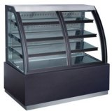 Avant européen de type ouvrant le réfrigérateur de gâteau/étalage commerciaux de pâtisserie (KT750AF-M2)