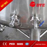 бак пива красной медной закваски винзавода 5000L яркий (одобренный CE)