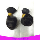 Natürliche Farben-Karosserien-Wellen-brasilianisches Jungfrau-Haar