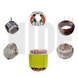 Automatisches Doubole stationiert Stator-Ring-Wicklungs-Maschine für 2 Polen, 4 Polen und 6 die Pole-Ring-Wicklung