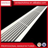 Traliewerk van de Staaf van de Lucht van de Terugkeer van het Plafond van het Aluminium van het Systeem HVAC het Lineaire