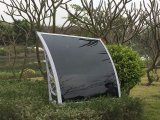 afbaarden van het Venster van de Schaduw van de Regen van de Zon van de Projectie van 100cm het Waterdichte