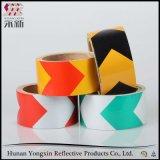 Películas reflexivas do PVC, fitas de cobertura reflexivas retros
