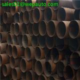 Tubo afilado con piedra para el cilindro hidráulico de la maquinaria agrícola